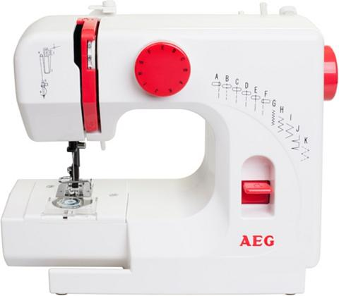 AEG siuvimo mašina NM-525A 11 Programm...