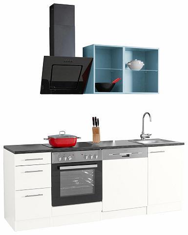 Virtuvės baldų komplektas »Mini« be E-...