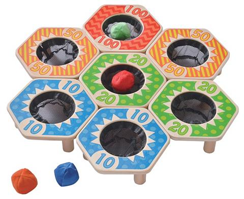 EVEREARTH Ever Earth® Holz-Spiel »Wurf-Ball-Spie...