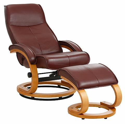 Home affaire Atpalaiduojanti kėdė »Paris« (2-tlg. k...