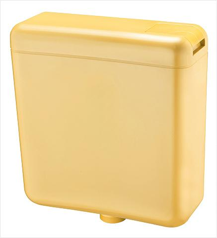 CORNAT WC vandens nuleidimo bakelis »curry«