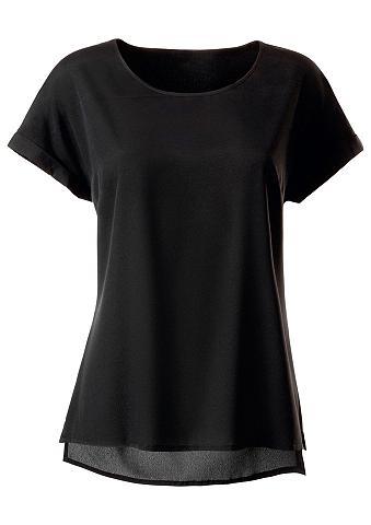 Ilgi marškiniai su trumpom rankovėmis
