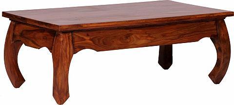 Kavos staliukas »Opium« iš tvirtas med...