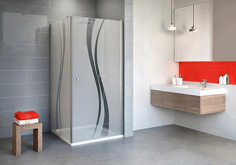 Kampinės dušo durys »Alexa Style 2.0« ...