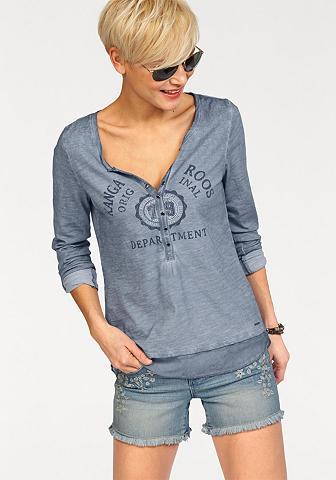 Kanga ROOS marškinėliai ilgomis rankov...