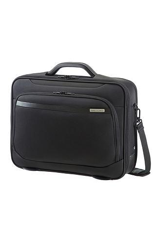SAMSONITE Verslo klasės lagaminas su Laptop- ir ...