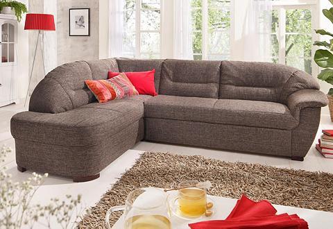 Kampinė sofa »Malta« patogi su miegoji...
