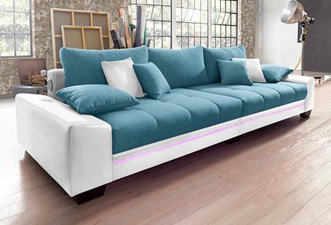 Didelė sofa su Apšvietimas patogi su B...