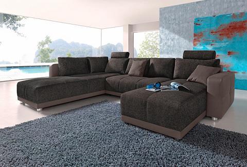 PLACES OF STYLE Sofa su spyruoklės ir miegojimo funkci...