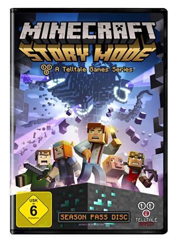 PC - Spiel »Minecraft: Story Mode«
