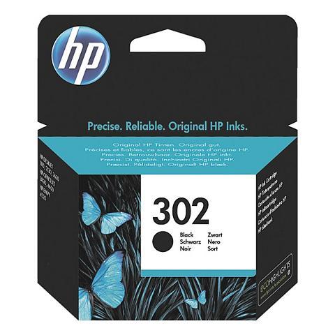 HP Rašalo kasetė »F6U66AE« 302 juoda spal...
