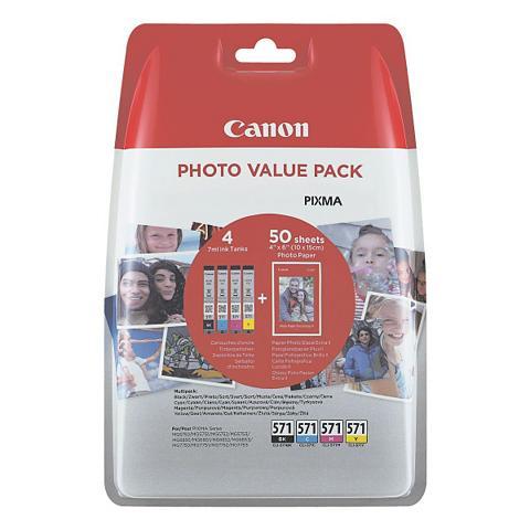 Photo Value Pack: rašalo kasečių rinki...