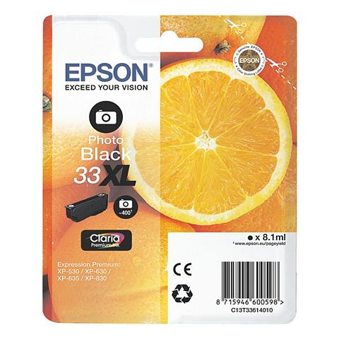 EPSON Rašalo kasetė »T3361XL« Nr. 33XL