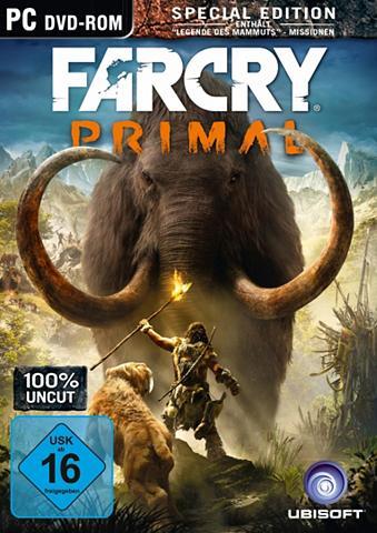 Far Cry Primal Special Edition (100% U...