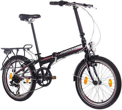 CHRISSON Sudedamas dviratis »FOLDRIDER 1.0 508 ...
