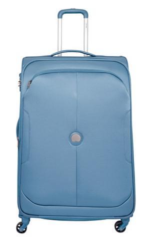 Medžiaginis lagaminas ant ratukų su 4 ...