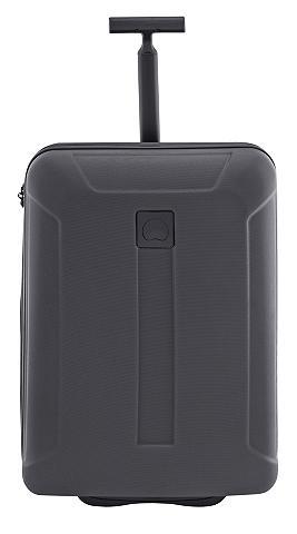 DELSEY Plastikinis lagaminas su 2 ratukai ir ...