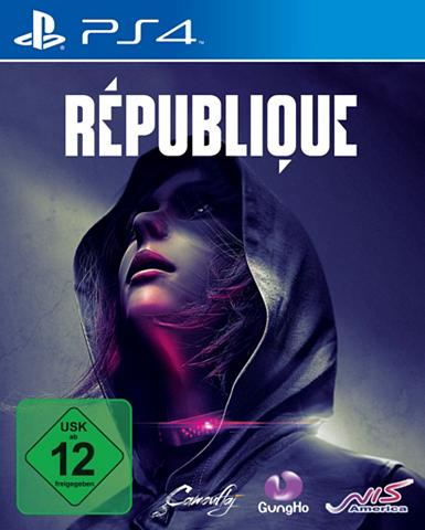 Playstation 4 - Spiel »Republique«