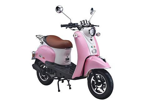 Motorroller 50 ccm 3 PS 45 km/h dėl 2 ...