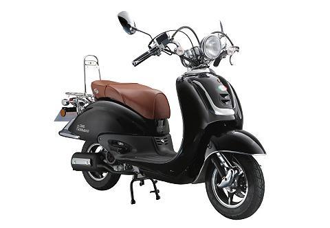 Retro-Motorroller »RETRO ROMA« 50 ccm ...
