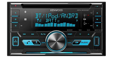 KENWOOD 2-DIN USB-CD-Receiver »DPX5000BT«