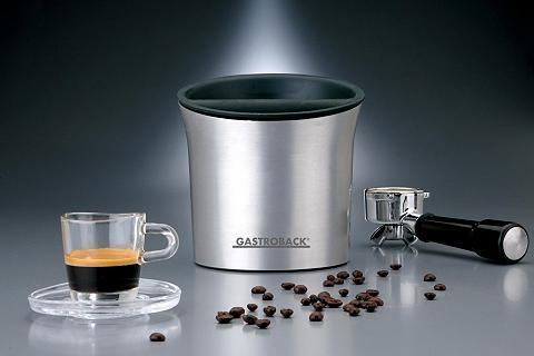 Ausklopfbehälter dėl Espressomaschinen...