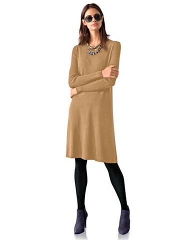 heine STYLE Megzta suknelė su Kellerfalte nugaroje...