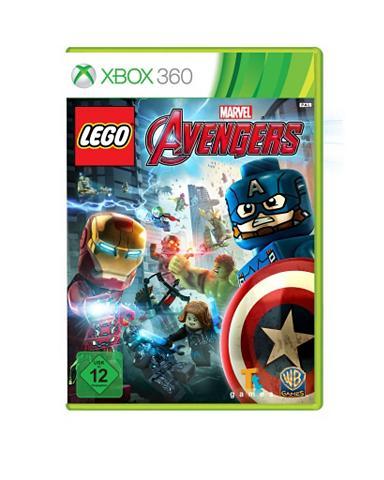 XBOX 360 - Spiel »LEGO Marvel Avengers...
