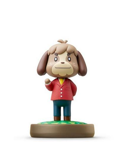 NINTENDO Wii U - Spiel »amiibo Animal Crossing ...
