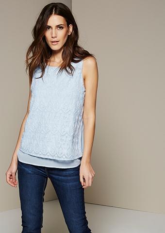 Gražus Marškinėliai be rankovių su hau...