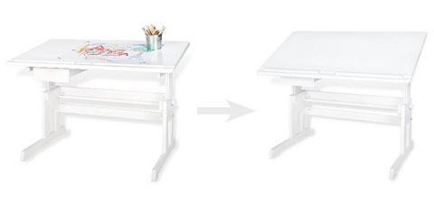 PINOLINO Vaikiškas rašomasis stalas »Lena weiß«...