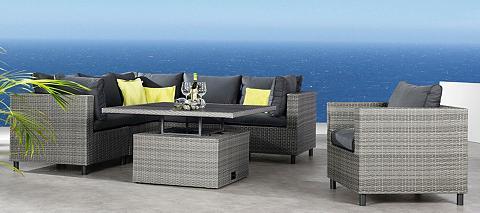 BEST Sodo baldų komplektas »Bonaire« 6-tlg....
