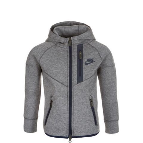 Tech fliso Sportinis džemperis su gobt...