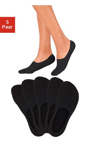 Geschlossene pėdutės (5 poros)