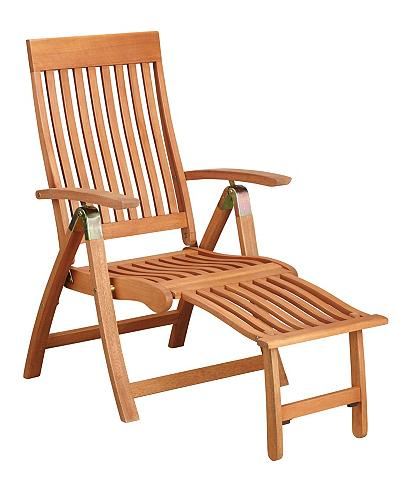 MERXX Atpalaiduojanti kėdė »Comodoro« Eukaly...