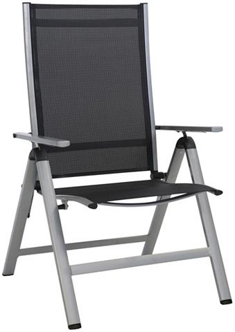 GREEMOTION Poilsio kėdė »Monza Comfort XL« Alu/Te...