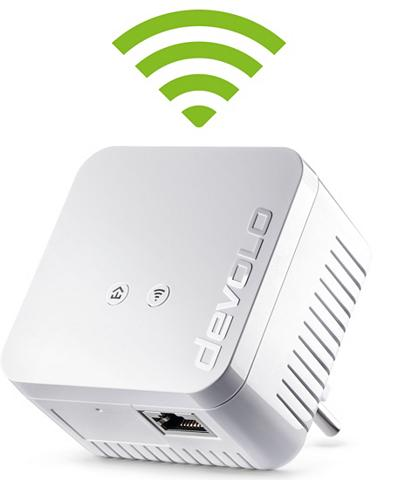 DEVOLO D LAN 550 Wi Fi »Powerline + WLAN 500M...