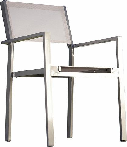 Poilsio kėdė su porankiai »cubic« stap...
