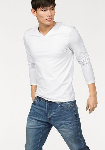 JOHN DEVIN Marškinėliai ilgomis rankovėmis