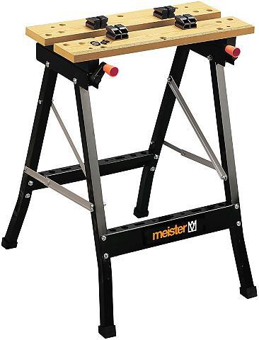 MEISTER Werk- ir Darbinis stalas su spaustuvai...