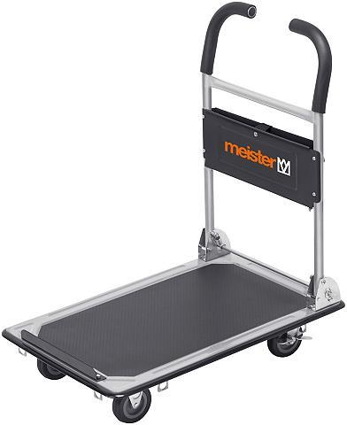 MEISTER Rankinis krovinių vežimėlis »cut-off« ...