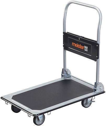 Rankinis krovinių vežimėlis »Plattform...