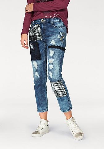 Laisvo stiliaus džinsai »Mulato«
