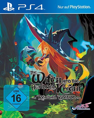 Playstation 4 - Spiel »The Witch and t...