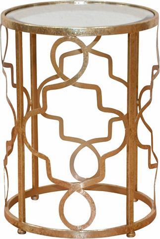 HOME AFFAIRE Pristatomas stalas su Spiegelglasplatt...