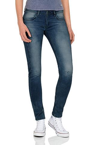 Daiki kelnės in džinso imitacija »CHIK...