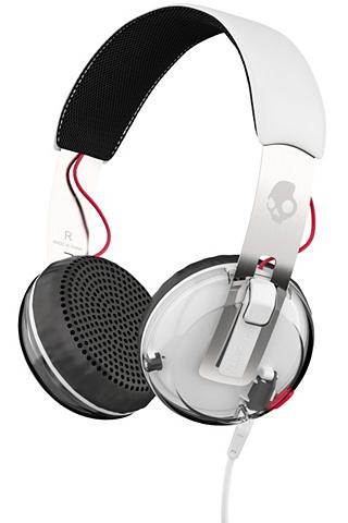 Ausinės »GRIND ON-EAR W/TAP TECH WHITE...