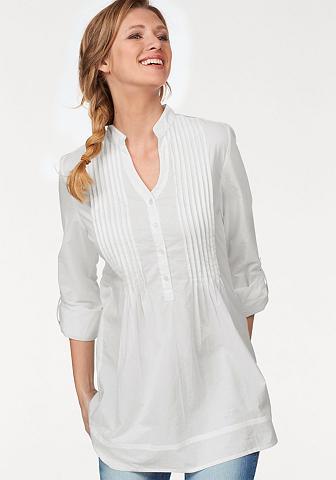 Aniston CASUAL Ilgi marškiniai su dekoratyvus Biesenv...