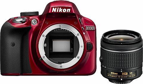 D3300 Kit AF-P 18-55 VR fotoaparatas f...