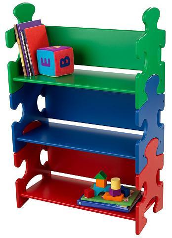 KidKraft ® lentyna knygoms »Puzzle - Primary«